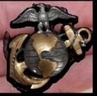 USMC Eagle and Globe